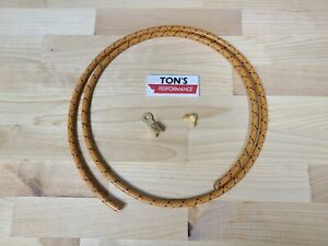 4 Ft Spark Plug Wire Hit And Miss Engine Ring End Maytag Gas Motor Ignition Obr