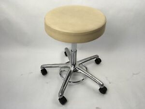 Office Master Doctor Exam Stool Adjustable Sesame Spice