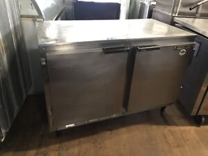 Beverage Air Ucr48 48 Undercounter Refrigerator Cooler Used