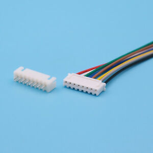 500 Set Xh2 54 Single head 8pin Wire To Board Connector 15cm 24awg With Socket