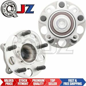 2x 2009 2013 Acura Tsx Rear Wheel Hub Assembly Replacement Bearing Stud 10 11