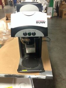 Bunn Coffee Maker Two Warmers Part Number 37800 0112