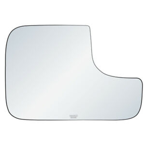 Passenger Side Mirror Glass Fits Dodge Ram 1500 2500 3500 Adhesive Replacement