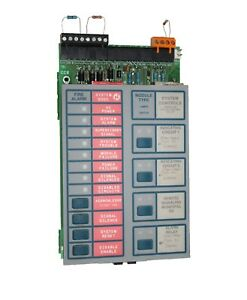 Notifier Cpu 5000 Fire Alarm Control Panel Replacement Board