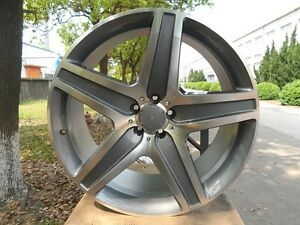 22 Mercedes Benz Ml63 Amg Style Rims Fits Gl500 Ml550 Ml500 Gl550 Gl450 Gl550