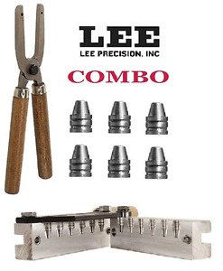 Lee 6 Cavity Mold & Mold 38 Special357 Magnum38 Colt New Police38 S&W #90315