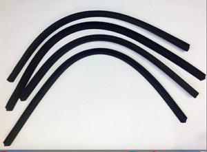 New 1957 1958 1959 Dodge And Plymouth 2 Door Hardtop Roofrail Seal Weatherstrip