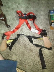 Safety Harness Fall Protection