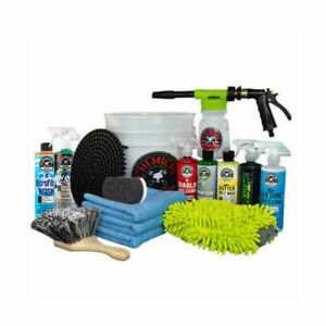 Chemical Guys 15 piece Car Wash Bucket With Torq Foam Blaster