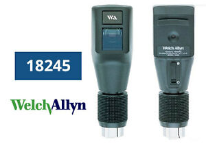 Welch Allyn 18245 Elite Streak Retinoscope Original New head Only