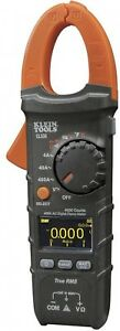 Klein Tools 400a Ac Auto ranging Digital Clamp Meter