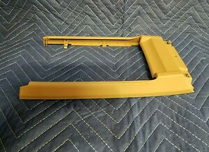 Porsche 997 987 Carrera Cayman Boxster Center Console Surround Trim Sand Beige