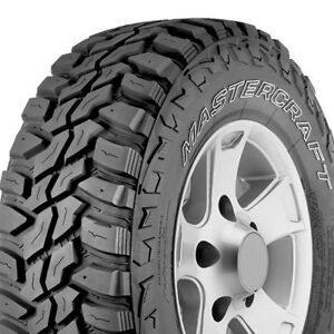 4 New Mastercraft Mc Mxt Mudder Lt285 75r16 Tire 2857516