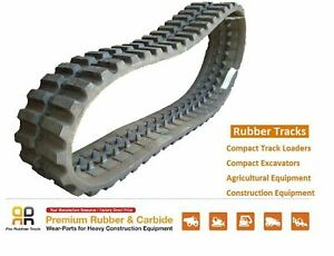 Rubber Track 450x100x48 Mustang Mtl 20 320 Takeuchi Tl 140 240 10 Skid Steer
