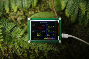 2 8 Laser Pm1 0 Pm2 5 Pm10 Hcho Co2 Air Monitor Temperture Humidity Meter
