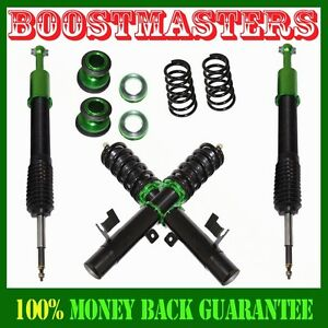 For 10 13 Mazda Speed 3 Coilover Suspension Kits 588n Green