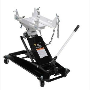 Omega 41100c 1100 Lbs Low Profile Hydraulic Transmission Jack