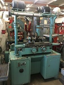 Crystal Lake No 608 Precision Od Grinder 6 X 10