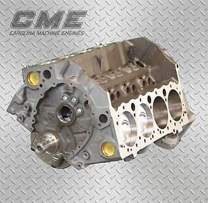 Forged 383 Chevy Stroker Short Block Balanced Blueprinted Crate Motor Engine