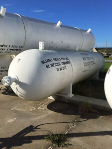 Ao Smith Commercial industrial High Pressure Fuel Storage Tank