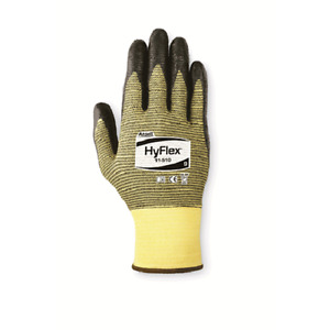 6 Pair Ansell Hyflex 11 510 Cut Resistant Gloves Size 11