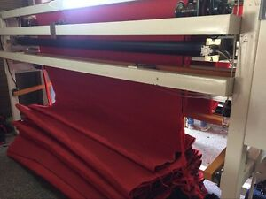 Moving Blankets 10 pack 72 x80 Premium Moving Pad 65 70lbs 10 Red black