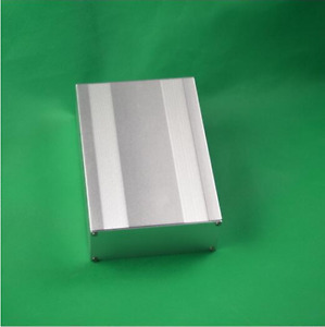 Extruded Aluminum Box Split Body Enclosure Case Project Electronic 68 145 200mm