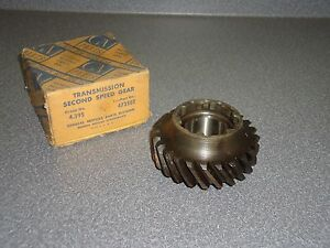New Nos Oem Gm 3 Speed Transmission Second 2nd Gear 473502 1933 1936 Chevy