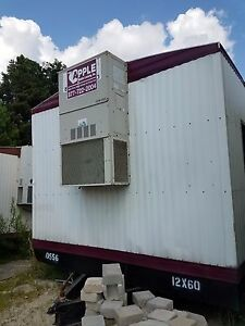 12 X 60 Mobile Office Trailer
