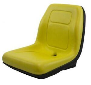 John Deere Gator Replacement Seat Yellow Also Fits 650 750 850 900ch