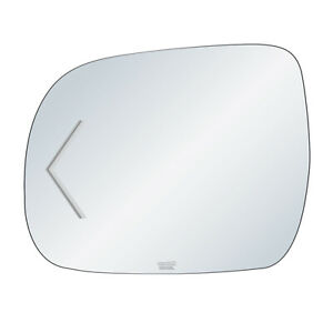 New Replacement Driver S Side Mirror Glass For 2006 2010 Toyota Sienna Left Hand