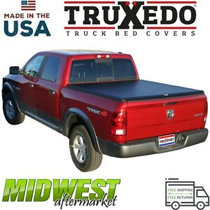 Truxedo Truxport Soft Roll Up Bed Cover For 1994 2002 Dodge Ram 2500 3500 6