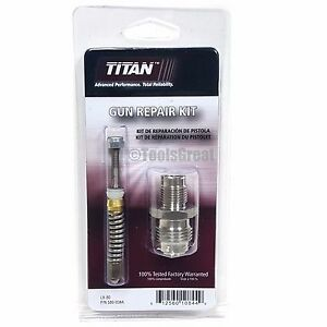 New Titan Lx 80 Spray Gun Needle Kit 580 034a