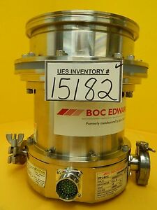 Stp Edwards Stp l451c1 Low Vibration Turbo Vacuum Pump Used Working