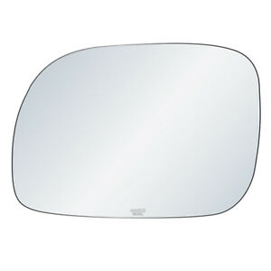 Driver Side Mirror Glass Fits Grand Voyager Caravan Town Country Replacement Lh