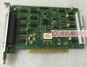 1pc Used Good Icpdas Pio d48 By Dhl Or Ems