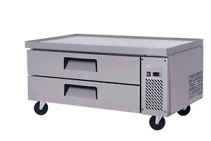 Migali C cb52 52 Refrigerated Chef Base 2 Drawers 18 Pans Free Shipping