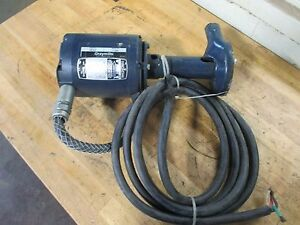 Graymills Immersion Machine Tool Recirculating Pump 1 6hp Hr45 f C4t17nc1f