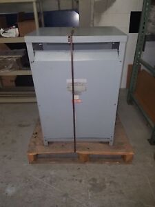 Westinghouse Dry type Distribution Transformer