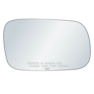 Replacement Right Side Mirror Glass Fits Subaru Forester Impreza Passenger Lens