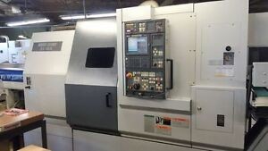 Mori Seiki Zl153smc 2004 Cnc Multi Turret Turning And Milling Center Lathe