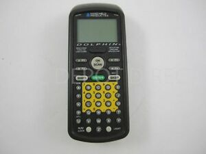 Hhp Handheld Products Dolphin 7200 Barcode Scanner 1d Laser 90011080 90011020
