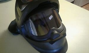 3m Speedglass 9100fx Welding Hood W Allegro Fresh Air Box Heated And Cooled