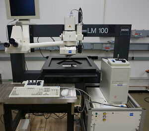 Zeiss Lm100 Large Panel Inspection Station