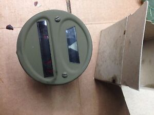 Wwii Jeep Mb Gpw Dodge M8 Armored Car Halftrack Nos 12v Tail Light