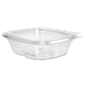 Clearpac Container 4 9 X 1 4 X 5 5 8 Oz Clear 200 carton