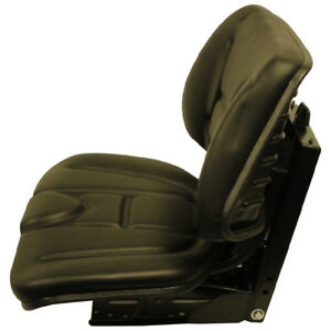 Tractor Seat Suspension Seat Fixed Base Trapezoid Back