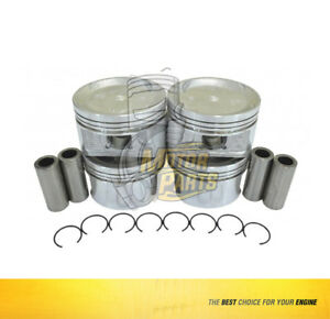 Piston 2 3 L For Honda Isuzu Accord Oasis A4 Vtec Size 030
