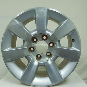 103m Used Aluminum Wheel 2010 Ford Expedition 18x8 5