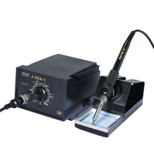 75w Industrial Analog Soldering Station W stand 200 c To 450 c Nte Ecg J ssa 1
